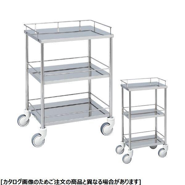 松吉医科器械 抗菌ステンレス器械台 MY-IW145 24-2510-00【納期目安:1週間】