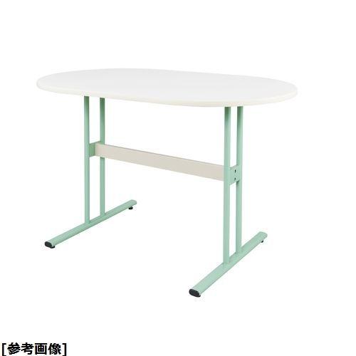 松吉医科器械 ナーステーブル パステル(楕円型) NATC-1590R 脚部 ラベンダー 24-7819-0001【納期目安:1週間】