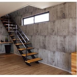 その他 コンクリート調 のり無し壁紙 サンゲツ FE-6212 93cm巾 25m巻 ds-2284159