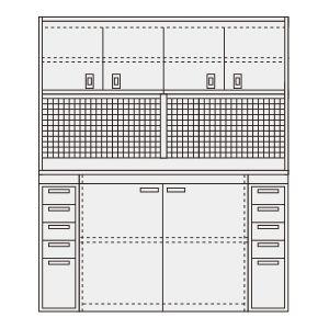 サカエ ピットイン PN-H84PDW
