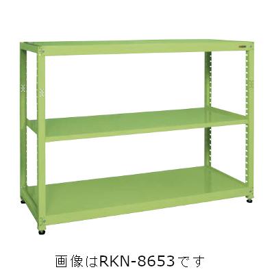 サカエ RKラック(単体・均等耐荷重:250kg/段・3段タイプ) RKN-8653
