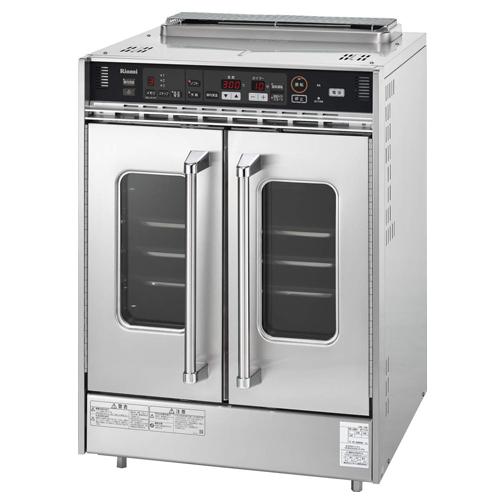 送料無料 ギフ_包装 リンナイ SALENEW大人気 業務用ガス高速オーブン 中型タイプ RCK-20BS4-LPG 納期目安:1週間 プロパンガスLPG