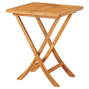 その他 フォールディングテーブル W60×D60×H75cm ds-2286257