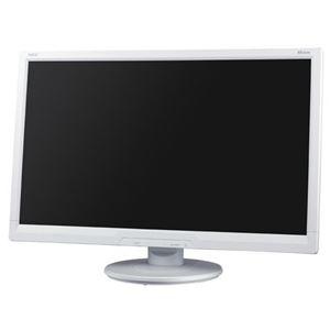 その他 NEC 24型ワイド液晶ディスプレイ 白LCD-AS242W 1台 ds-2289026