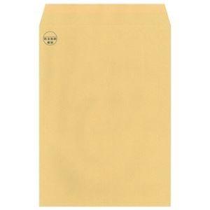 その他 (まとめ)今村紙工 料金後納マーク付 クラフト封筒裏地紋付 角2 テープなし RKK2-100 1パック(100枚)【×10セット】 ds-2308906