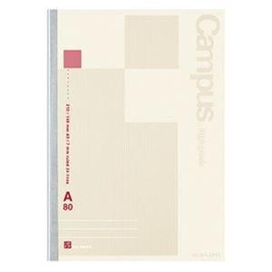 その他 (まとめ)コクヨ キャンパスノート(MIOPAPER)A5 A罫 24行 80枚 ノ-Gg 108A 1セット(5冊)【×10セット】 ds-2309089