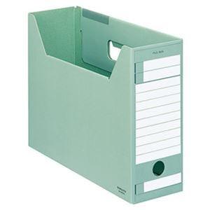 その他 (まとめ)コクヨ ファイルボックス-FS(Eタイプ)(A4ジャスボックス)A4ヨコ 背幅102mm 緑 A4-LFE-g 1セット(5冊)【×10セット】 ds-2309294