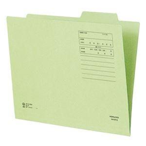 その他 (まとめ)コクヨ 個別フォルダー(間伐材使用)A4 緑 A4-KIF-G 1セット(10冊)【×10セット】 ds-2309312