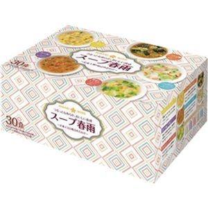 その他 (まとめ)ひかり味噌 スープ春雨定番5種詰め合わせ 1パック(30食)【×10セット】 ds-2309492