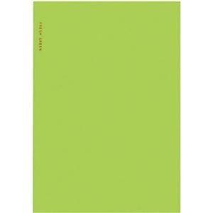 その他 (まとめ)コクヨ スリムアルバム 固定式 A5変形台紙10枚 フレッシュグリーン ア-SL60-2 1セット(5冊)【×10セット】 ds-2309588