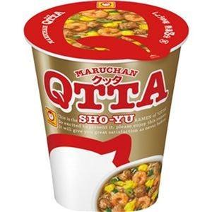 その他 (まとめ)東洋水産 MARUCHAN QTTA SHO-YUラーメン 78g 1ケース(12食)【×4セット】 ds-2311253