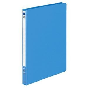 その他 (まとめ)コクヨ レバーファイル(MZ)B5タテ100枚収容 背幅20mm 青 フ-301NB 1セット(10冊)【×3セット】 ds-2312243