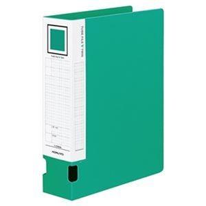 その他 (まとめ)コクヨ チューブファイルVツインA4タテ 600枚収容 60mmとじ 背幅74mm 緑 フ-VT660NG 1セット(4冊)【×3セット】 ds-2312599