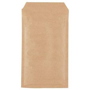 その他 TANOSEE クッション封筒エコノミーFD・MO・小物用 内寸130×215mm 茶 1セット(1000枚:200枚×5パック) ds-2289368