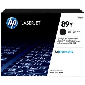 その他 HP HP89Y トナーカートリッジ 黒CF289Y 1個 ds-2289742