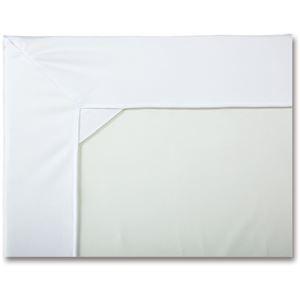 その他 カネモ商事 Lor防水シーツ ボックス型マットカバータイプ ホワイト 1セット(3枚) ds-2291853