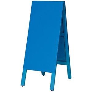 その他 馬印 多目的A型案内板 青いこくばんWA450VB 1枚 ds-2292267