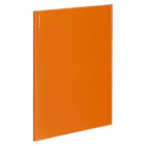 その他 (まとめ)コクヨ ポケットファイルα(ノビータα)固定式 A4タテ 6ポケット 背幅3mm オレンジ ラ-NF6YR 1セット(10冊)【×5セット】 ds-2296339