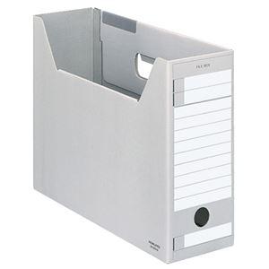 背幅102mm その他 グレー ファイルボックス-FS(Eタイプ)(A4ジャスボックス)A4ヨコ 1セット(5冊)【×5セット】 (まとめ)コクヨ A4-LFE-M ds-2296501