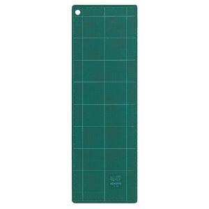 マ-41 ds-2297689 1枚【×5セット】 カッティングマット(両面仕様)450×150×3mm (まとめ)コクヨ その他 グリーン