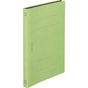 その他 (まとめ)ライオン事務器 フラットファイル(環境)樹脂押え具 B5タテ 150枚収容 背幅18mm 緑 A-529KB5S 1冊【×100セット】 ds-2303392