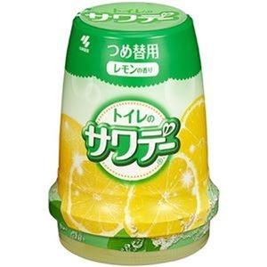 その他 (まとめ)小林製薬 サワデー気分すっきりレモンの香り つめ替用 140g 1個【×50セット】 ds-2303855