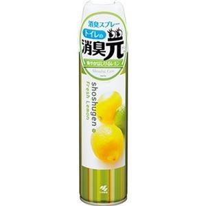 その他 (まとめ)小林製薬 トイレの消臭元スプレー レモン 1本【×50セット】 ds-2303859