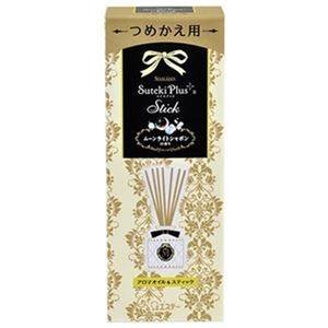 その他 (まとめ)エステー SHALDANステキプラスStick ムーンライトシャボンの香り つめかえ用 45ml 1個【×50セット】 ds-2303873