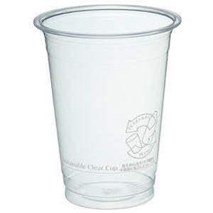 その他 (まとめ)サンナップ サスティナブルクリアーカップ 420ml(14オンス)C92-420SCC 1パック(40個)【×20セット】 ds-2306044