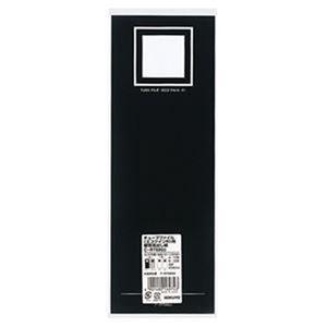 その他 (まとめ)コクヨ チューブファイル(エコツインR)用背見出し紙(カラータイプ)フ-E680・フ-RT680用 タテ303×ヨコ106mm 黒C-RT680D 1パック(20枚)【×20セット】 ds-2306318