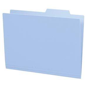 その他 (まとめ)コクヨ 個別フォルダー(カラー・PP製)A4 青 A4-IFH-B 1パック(5冊)【×20セット】 ds-2306560