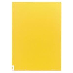その他 (まとめ)コクヨ クリヤーホルダー(カラーズ)A4 レモン イエロー フ-C750-2 1セット(5枚)【×20セット】 ds-2306628