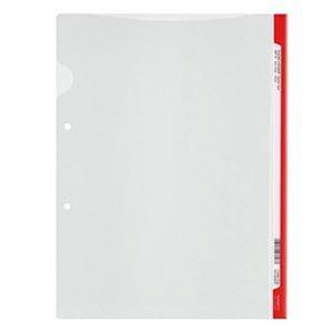 その他 (まとめ)コクヨ ファイリングホルダー<カラーバー> 2穴あき・ロング見出しカード付き A4 赤 フ-GHL750R 1セット(5冊)【×20セット】 ds-2306647