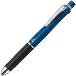 その他 (まとめ)ゼブラ 多機能ペン デルガード+2C(軸色:ブルー)P-B2SA85-BL 1本【×10セット】 ds-2306890
