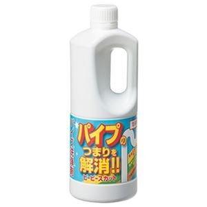 その他 (まとめ)和協産業 業務用パイプ洗浄剤ピーピースカット 1kg 1本【×10セット】 ds-2307571