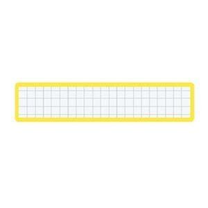 その他 (まとめ)コクヨ マグネット見出し19×105mm 黄 マク-411Y 1セット(10個)【×10セット】 ds-2308217