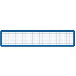 その他 (まとめ)コクヨ マグネット見出しカード寸法19×105mm 青 マク-411B 1セット(10個)【×10セット】 ds-2308219