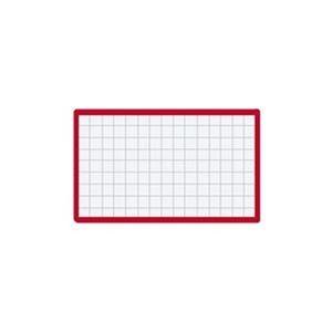 その他 (まとめ)コクヨ マグネット見出し 43×74mm赤 マク-403R 1セット(10個)【×10セット】 ds-2308221