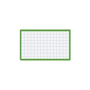 その他 (まとめ)コクヨ マグネット見出し 43×74mm緑 マク-403G 1セット(10個)【×10セット】 ds-2308222