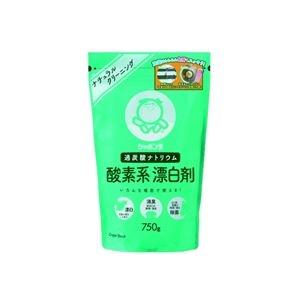 その他 (まとめ) シャボン玉 酸素系漂白剤 750g 【×20セット】 ds-2313337