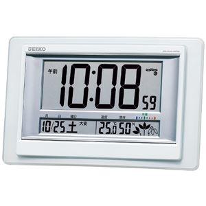 その他 セイコー 電波掛置兼用時計 SQ432W ds-2314575