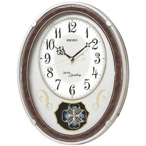 その他 セイコー 電波メロディ掛時計 AM259B ds-2314585
