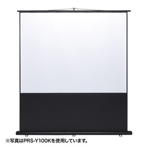 その他 サンワサプライ プロジェクタースクリーン(床置き式) PRS-Y85K ds-1252511