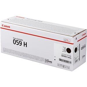 その他 キヤノン トナーカートリッジ 059HCRG-059HBLK ブラック 大容量 3627C001 1個 ds-2289759