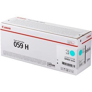 その他 キヤノン トナーカートリッジ 059HCRG-059HCYN シアン 大容量 3626C001 1個 ds-2289825