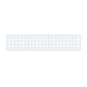 その他 (まとめ)コクヨ マグネット見出し19×105mm 白 マク-411W 1セット(10個)【×5セット】 ds-2297597