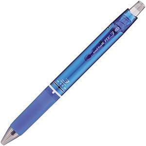 その他 (まとめ)三菱鉛筆 消せる3色ゲルインクボールペン ユニボールR:E3 0.5mm ライトブルー URE350005.8 1本【×20セット】 ds-2304670
