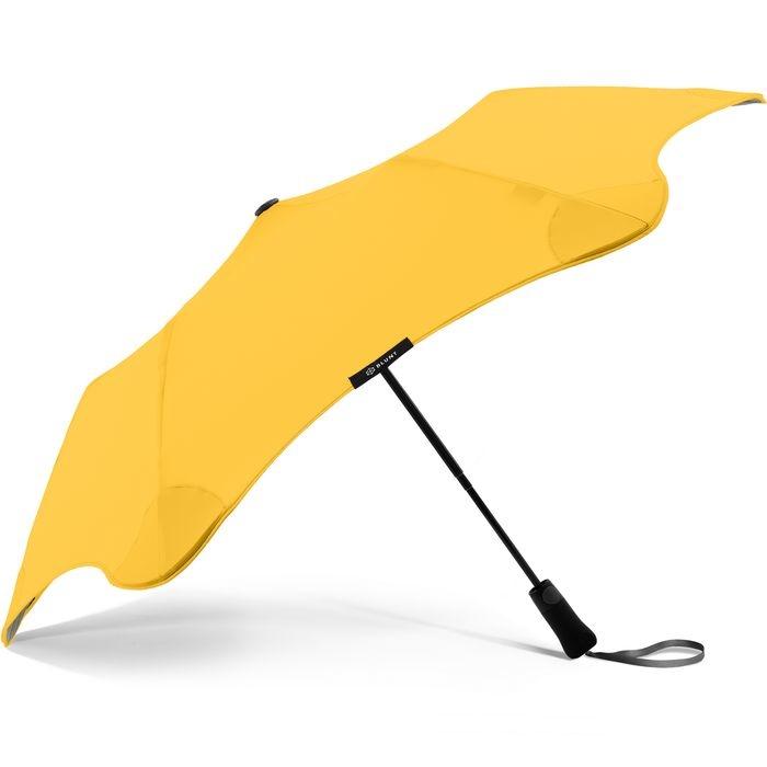 その他 ブラント 折りたたみ傘 METYEL METRO 2.0 イエロー 55cm 自動開閉 HH-02605