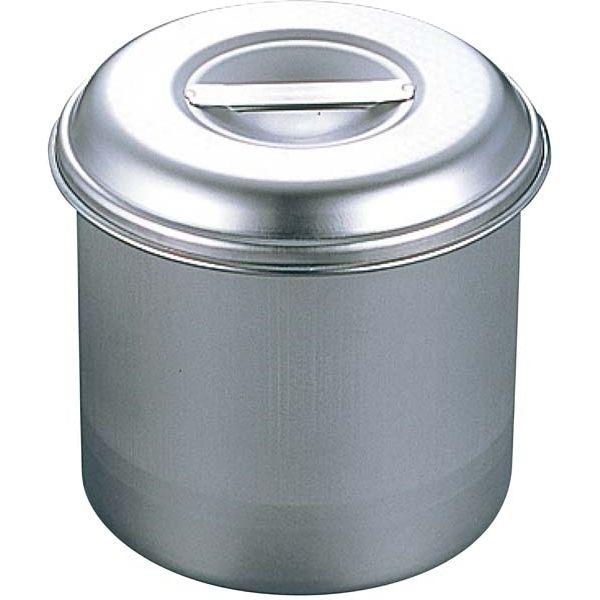 その他 純チタン 深型 キッチンポット 18 EBM-8054900