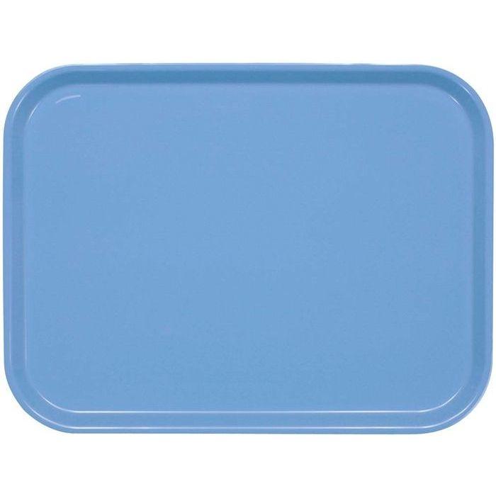 橋本達之助工芸 【10個セット】ピノ NSトレー 39 ブルー 386×292×H17 EBM-1524900